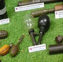 Grenade Type 74 Sticky bomb St Laurent