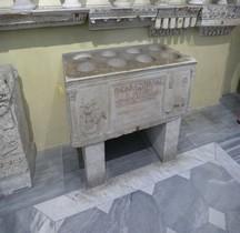 Monument Funeraire Italie Latium Ollarius Publius Nonious Zethus Ostie  SCV
