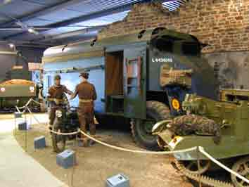 AEC Armoured Command Vehicle Dorchester Duxford