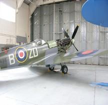 Supermarine Spitfire Mark IX Duxford