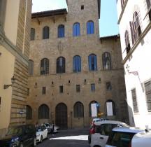 Florence Palazzo dei Mozzi