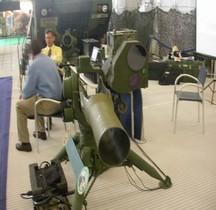 Missile Anti Char BGM-71 TOW M 41 ITAS Eurosatory 2004