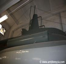 Sous marin CB 22 Trieste