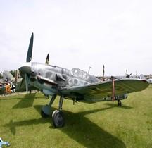 Messerschmitt Me Bf 109G-6 La Ferte Alais