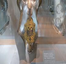 1500 Chanfrein Maximilien d 'Autriche Paris Musée Armée