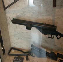 STEN Mark III Paris Invalides