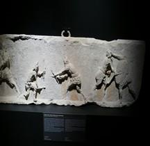 Statuaire Bas relief Gladiateurs Sagitarii  Combat  Florence