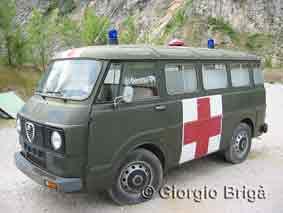 Alfa Romeo F12 Ambulanza