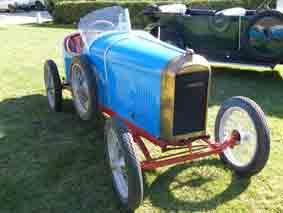 Amilcar CGS 1923