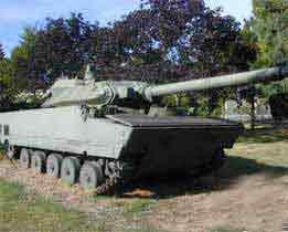 AMX 10 C (Saumur)