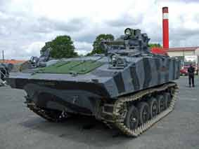 AMX 10 FORAD