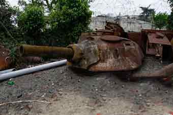 AMX 13 / 105mm Appui Saumur