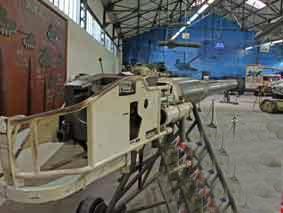 AMX 30 Canon (pour instruction) GIAT CN 105 F1