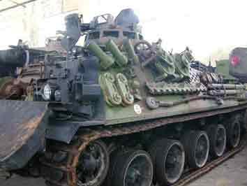 AMX30 D Draguignan 2008