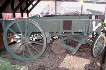 Ambulance 1915  Hogge Crater  Belgique