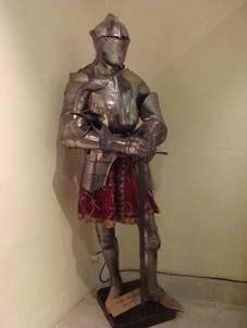 1520 Armure Allemande Salon