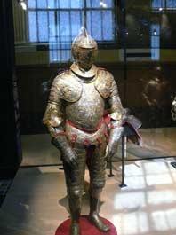 1560 Armure Dite Henri III New York