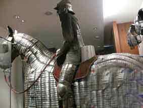 1550 Armure Cavalier Mamelouk Paris