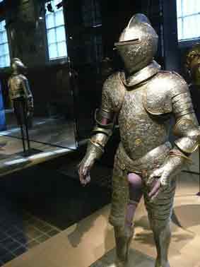 1560 Armure de Maximilien II