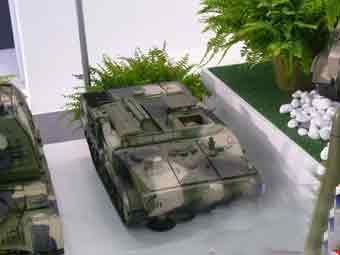 Missile Anti Char AT 15 Krhisantema S Mkt