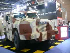 ATLAV MRAP Eurosatory 2010