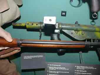 Australie Austen Submachine Gun