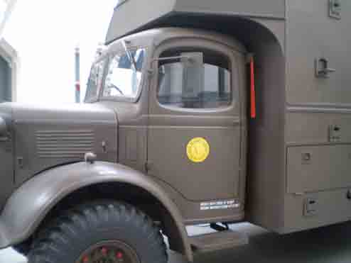 Austin K3 Utility Van Civil Defense Body Hendon