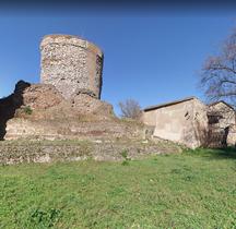 Rome Via Appia Sepolcro di Priscilla