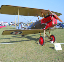 Royal Aircraft Factory S.E.5 La Ferté 2009