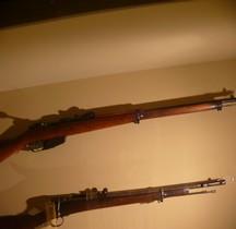 Fucile Retrocarrica Mannlicher Carcano M 1891