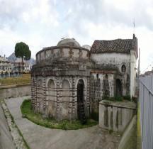 Mausolée Italie Campanie San Prisco Mausoleo delle Carceri Vecchie