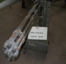 Canon General Electric Vulcan  M 61 A 1 MRA