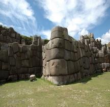Pérou Cuzco Forteresse de Sacsayhuaman