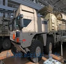 Missile Sol Air Pantsir S 1 Chassis MAN
