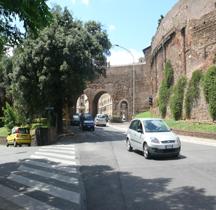 Rome Rione Esquilino Amphithéatre Castrense