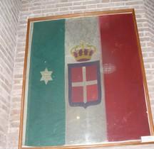 1900 Regia Marina Bandiera Contrammiraglio Rome