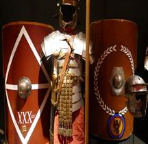 3.1 Legion Infanterie Haut Empire Rome Gladiator Museum