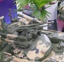 BMPT Terminator Maquette Eurosatory 2012
