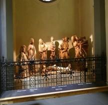 Statuaire Renaissance Compianto sul Cristo morto Niccolo del'Arca Bologne Santa Maria della Vita