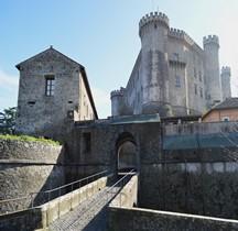 Bracciano Castello Orsini-Odescalchi