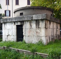 Rome Rione Esquilino Sepolcro di largo Talamo