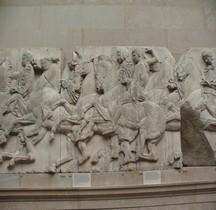 Attique Athênes Parthénon Marbres d'Elgin Londres BM