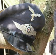 1940 Schirmmütze Luftwaffe für Mannschaften und Unteroffiziere