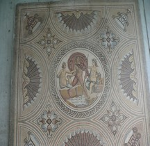 Mosaïque Rome France St Romain en Gal Mosaique d'Hylas et les Muses