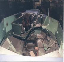 Sd.Kfz.234-3 Interieur