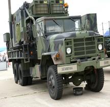 Missile Sol Air MIM-Patriot AN/MSQ-104