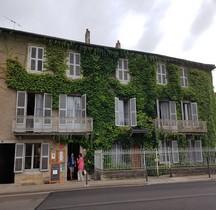 Jura Arbois Maison de Louis Pasteur