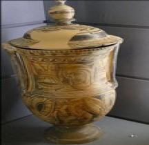 Etrurie Céramique Kelebe Cratère Colonettes Bologne