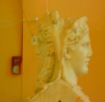 Nemi  Sanctuaire de Diane Artemisium Nemorense Statuaire Museo delle nave