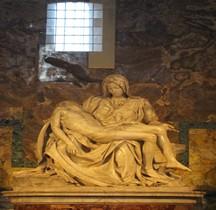 Statuaire Pieta Vaticana